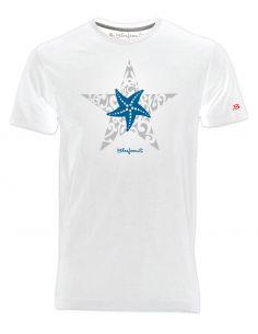 T-shirt uomo - Stella marina maori - Blasfemus