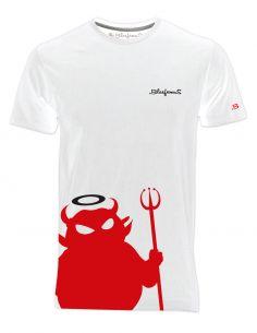 T-shirt uomo - Diavolo Rosso Blasfemus