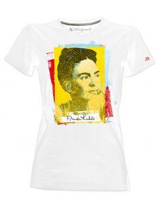 T-shirt donna - Frida Kahlo Ufficiale Vintage - Blasfemus