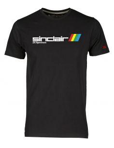 T-Shirt Uomo ZX Spectrum Vintage Nerd - Blasfemus