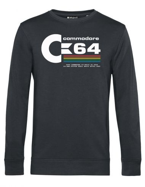 Blasfemus Felpa Commodore 64 C64...